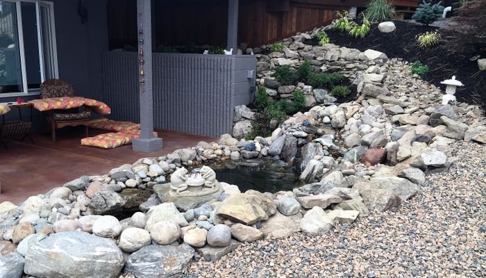 Exterior Water Features
