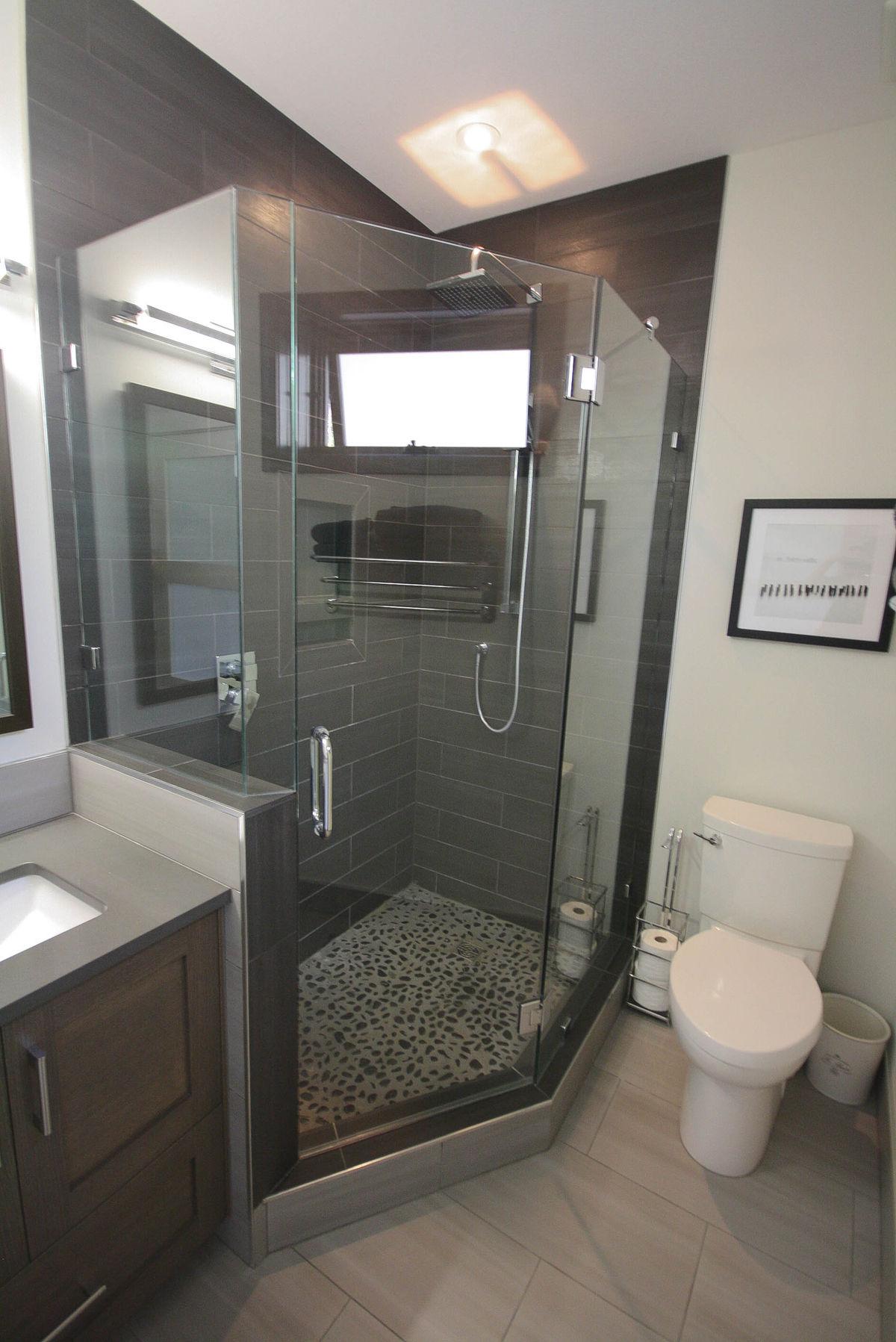 Bathroom Renovation And Shower Tiling