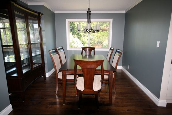 Dining Room Renovation