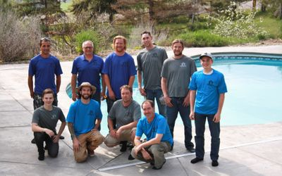 Rafter 4K Contracting Celebrates their Team