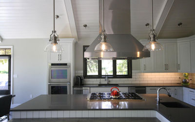 Innovative Kitchen Cabinets in Kelowna