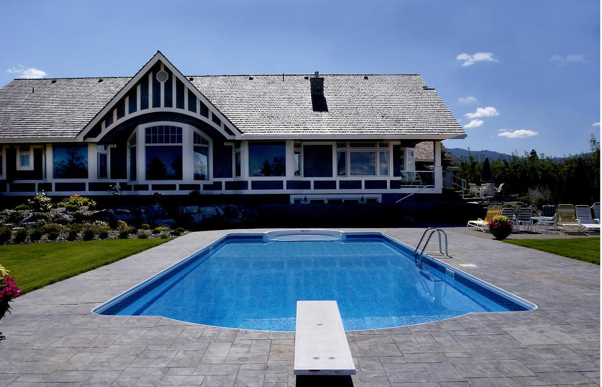 Value Does A Pool Add To Your Kelowna