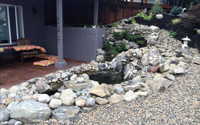 The Sound of Water Transforms Kelowna Pools into a Backyard Oasis