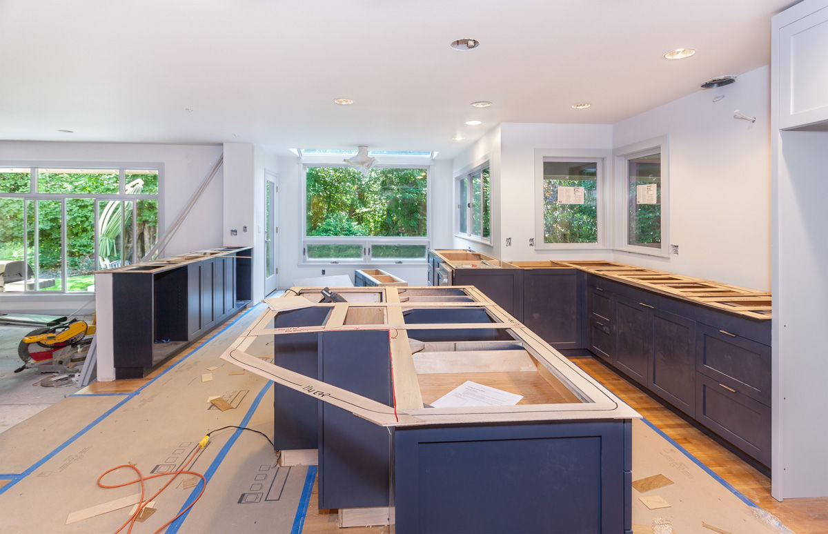 Talking things through with your contractor will ensure your kitchen renovation turns out just the way you envisioned it would.