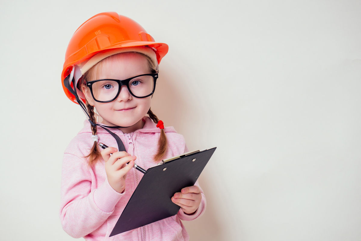 Know your kids' and your contractor's schedule when going through a home renovation.