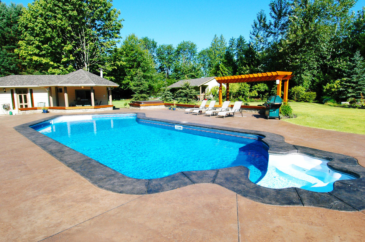 The type of water system you use is an important decision when installing Kelowna pools in your backyard.