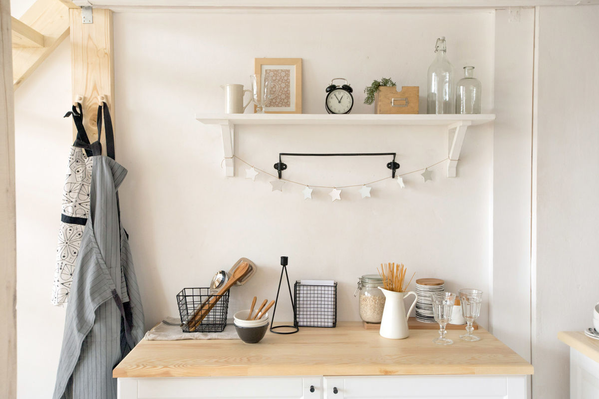 Save space by creating vertical storage solutions with these home renovation ideas.