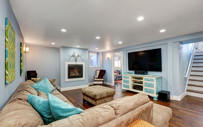 5 Basement Renovation Ideas to Complete Your Home