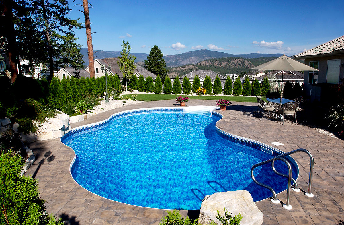 The pool companies kelowna trusts want you to think for Pool design kelowna