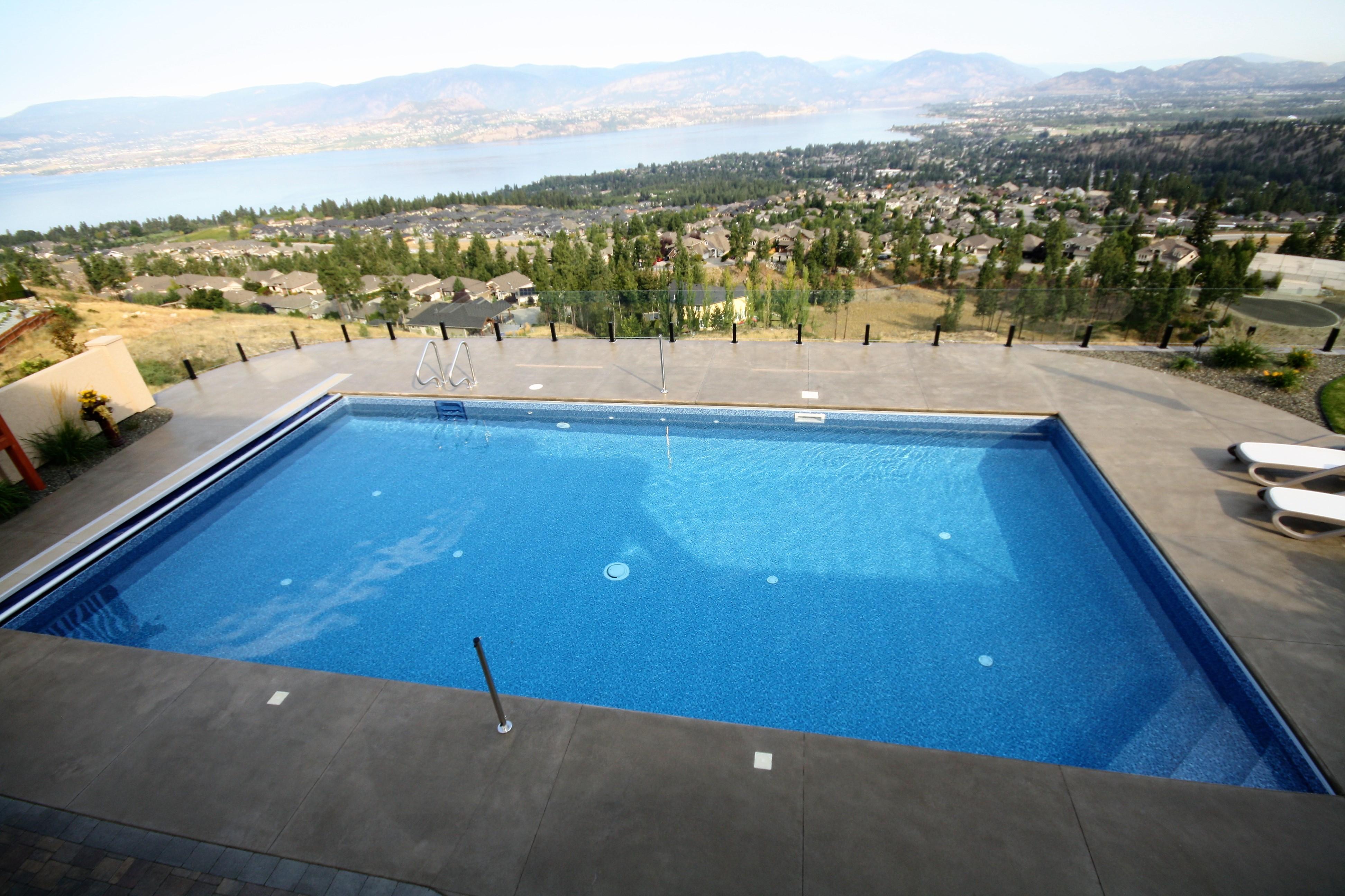 Swimming pool builders kelowna decor23 for Pool design kelowna