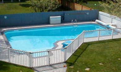 Which pool shape should you choose inspirations for for Pool design kelowna
